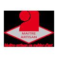 Logo certifiant du titre de Maitre-artisan